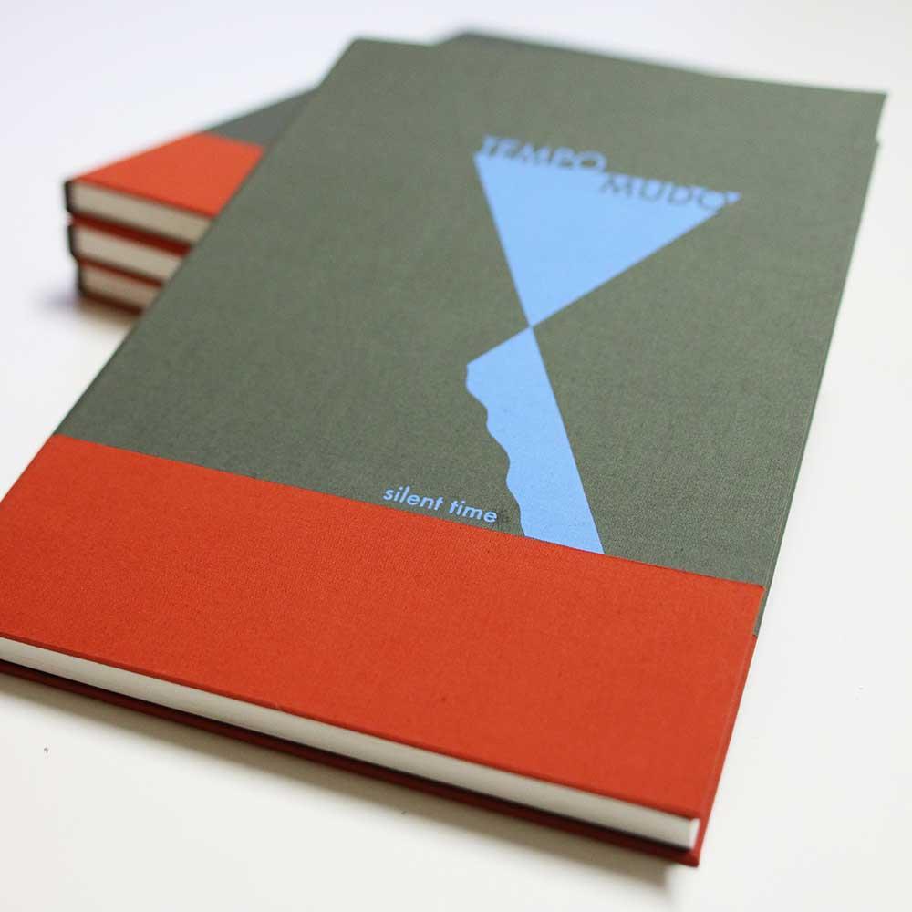 """Caderno – """"Tempo Mudo"""""""